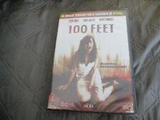 """DVD NEUF """"100 FEET"""" Ed WESTWICK, Famke JANSSEN / horreur"""