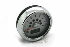 BMW MINI One Cooper S Rev Counter Tacho R50 R52 R53 Chrome Trim Gen1