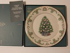 Lenox Christmas Trees Around The World France 1992 with Box and Certificate