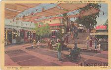 * LOS ANGELES - China Town - Plaza