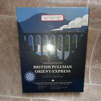 Murder Mystery Dinner Party Game British Pullman Orient-Express Sealed