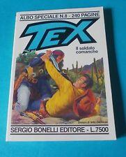 TEX 'IL SOLDATO COMANCHE' (ALBO SPECIALE - TEXONE 8)