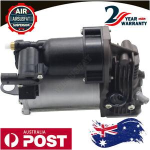 AU Stock For Mercedes W164 X164 GL ML w/Airmatic Air Suspension Compressor Pump