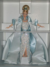 CRYSTAL JUBILEE BARBIE DOLL, 40th ANNIVERSARY DOLLS COLLECTION,1998, NRFB, 21923