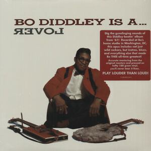 Bo Diddley - Bo Diddley Is a... Lover