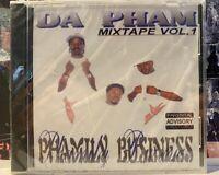 houston gangsta rap CD DA PHAM Phamily Business Mixtape NEW 2004 Hip Hop