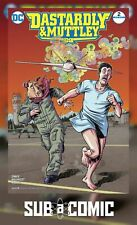 DASTARDLY AND MUTTLEY #2 (DC 2017 1st Print) COMIC