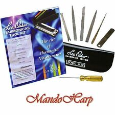 Lee Oskar LOTK Harmonica Tool Kit NEW