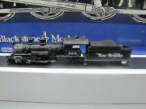 Blackstone Models HOn3 Denver & Rio Grande Western K-27 w/Sound #B310107-S