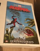 Deadpool Vol. 1 Dead Presidents  Marvel Graphic Novel Comic Book tpb BRAND NEW