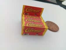 1/12 Scale - Box of Caramac Sweets for Dollshouse Miniatures display