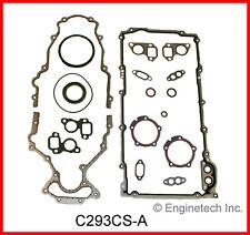 Lower Gasket Set  Enginetech C293CS-A   Chevrolet GM  4.8 5.3 6.0 6.2L   99-15