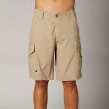 Fox Racing Mens Slambozo Cargo Shorts Gym Walk Short Boardwalk Short Size 28-38
