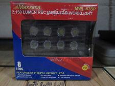 1 -Maxxima MWL-57SP Special Performance 12/36V LED Rectangular Work Light