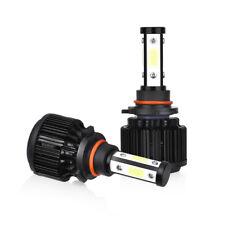 2X 60W Headlight 9005 HB3 9140 9145 LED Scheinwerfer COB Birnen Lampen Canbus DE