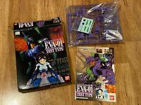 EVA-01 Evangelion Bandai LM LIMITED MODEL Plastic Figure Kit TEST TYPE