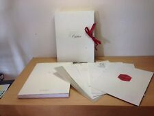 Used in shop-issue + catalog cartier 150 ans-English/spanish-used