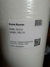 Protective products econo Floor Protection , 32 In. x 100 feet 267 sq feet white
