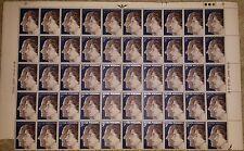 GB TRAFFIC LIGHT BLOCK OF 50, SG916, ROYAL SILVER WEDDING QEII, MNH, 3p VALUE