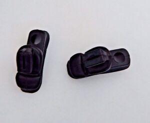 New Pair of Rear Handbrake Boots for MGA MG TD TF Austin Healey Sprite Bugeye
