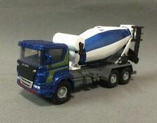 1/64 DieCast Metal Model Mixer Truck Construction vehicles