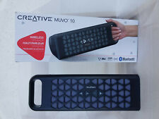 Creative Muvo 10 Portable Wireless Bluetooth Speaker