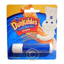 Pillsbury Dunkables French Toast Sticks Lip Balm Flavor Twist Dispenser Gloss