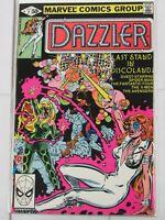 Dazzler #2 April 1981 Marvel Comics