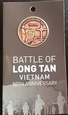 *NEW* Long Tan 50th Anniversary Penny 2016* Vietnam Veterans Day 18th August