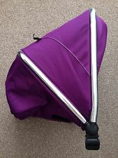 SILVER CROSS WAYFARER PIONEER HOOD DAMSON PURPLE USED IN GOOD CONDITION