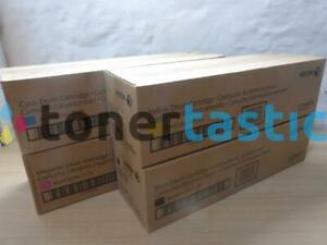 Genuine Xerox WC 7120 Drum Set CMYK 013R00657/8/9/60 (VAT Inc)