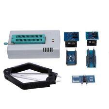 Programador Universal USB Minipro Tl866ii Plus con 5 adaptadores