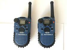 Motorola Talkabout 250 FRS two way radios/walkie talkies