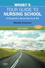 USED (GD) Mosby's Tour Guide to Nursing School: A Student's Road Survival Kit, 6