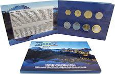 Andorra 3,93 Diners 2007 stgl. KMS im Folder