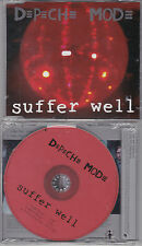 MAXI CD SINGLE COLLECTOR 2 TITRES DEPECHE MODE SUFFER WELL NEUF SCELLE EUROPE