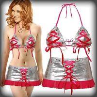 Sexy Womens Lingerie Underwear Clubwear Bikini basque