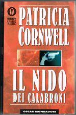 IL NIDO DEI CALABRONI - PATRICIA CORNWELL - MONDADORI - 1999