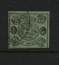 Brunswick  ,  Germany  6  used  catalog $209.00