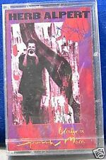 Herb Alpert Under A Spanish Moon CASSETTE TAPE NEW!