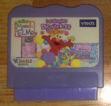 Les Grandes Découvertes d'Elmo pour V.Smile de VTech - Vsmile et Vsmile Pocket