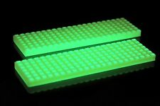 Knife Making Supplies Glow in Dark knife scales Square Pattern