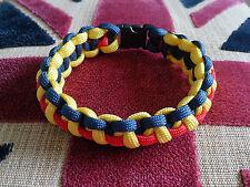Du REME Help for Heroes Inspiré Paracord 550 Bracelet