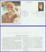 US #3523 U/A MYSTIC FDC   Lucille Ball