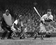 NY Yankees Lou Gehrig Black & White 8x10 Photo Print Wall Art Decor (C15)