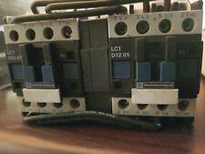 Telemecanique contactor LC1 D12 01 Reversing