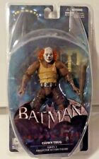 DC Direct Batman Arkham City Series 3 Clown Thug New MOSC