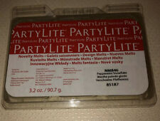Partylite Melts Peppermint Snowflake Nm846 85187
