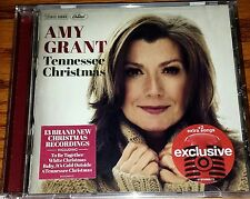 AMY GRANT Tennessee Christmas NEW Target EXCLUSIVE CD +2 Tracks PLUS 3 BONUS CDs