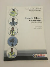 Security Officers Course Book